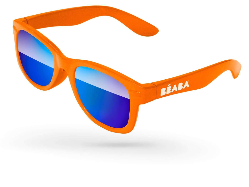 RM010-B - Infant Retro Promotional Sunglasses (0-3 years) w/ 1-color temple imprint