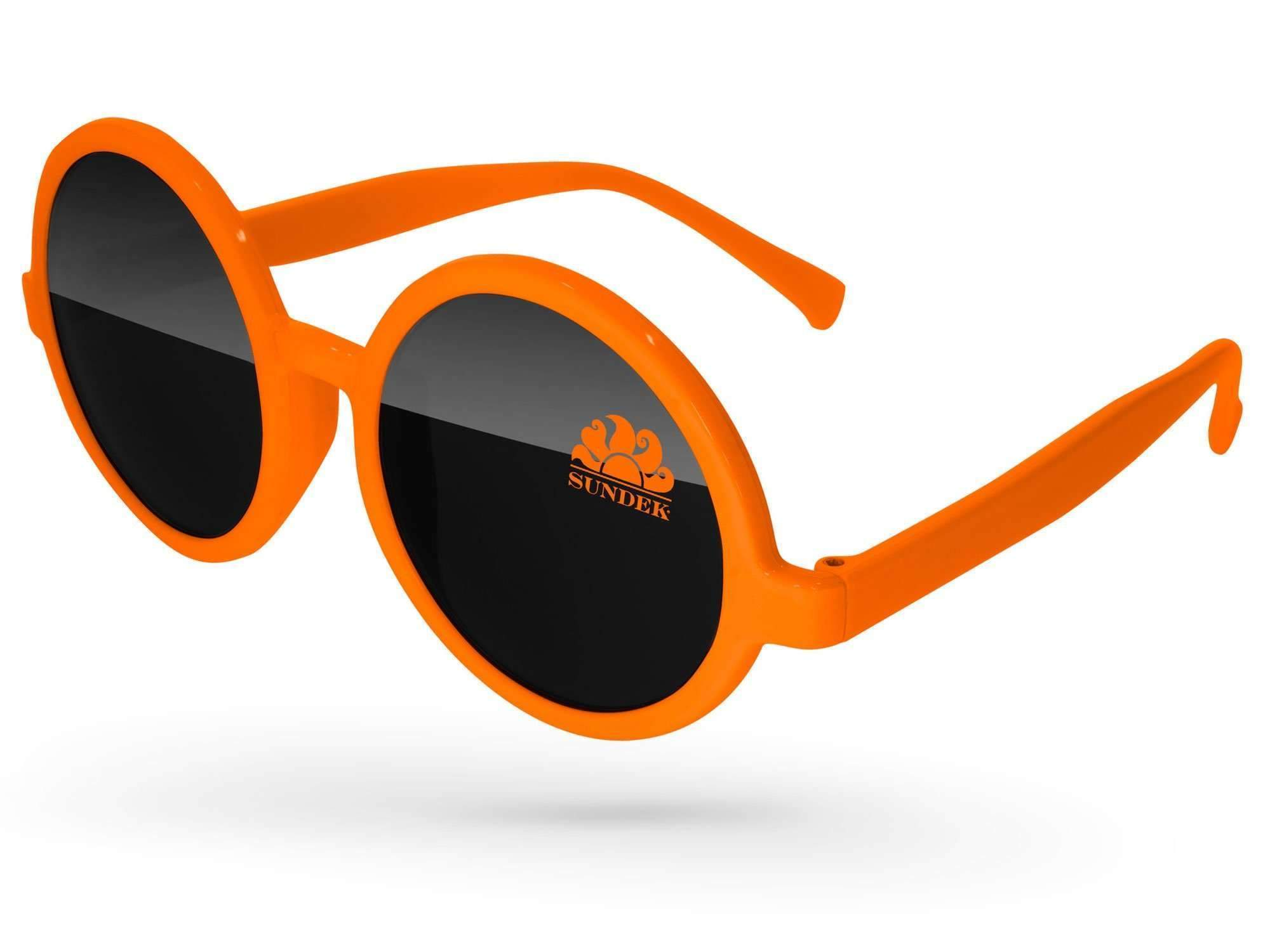 ID500 - Iris Promotional Sunglasses w/ 1-color lens imprint