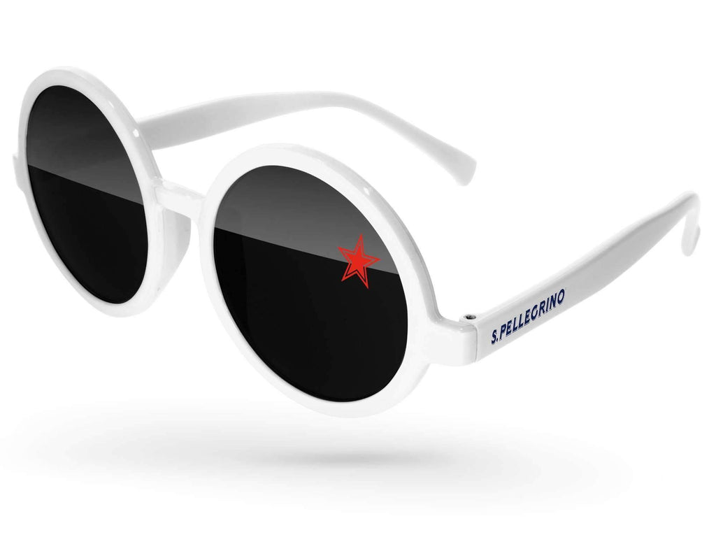 ID510 - Iris Promotional Sunglasses w/ 1-color lens & temple imprints