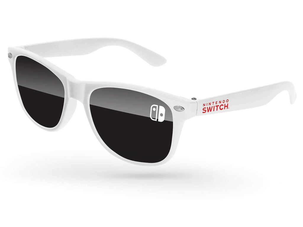 RD510-K - Kids Retro Promotional Sunglasses (3 to 6 years) w/ 1-color lens & temple imprint