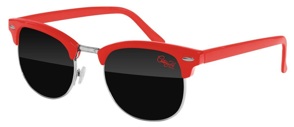 UD500 - Metal Club Promotional Sunglasses w/ 1-color lens imprint