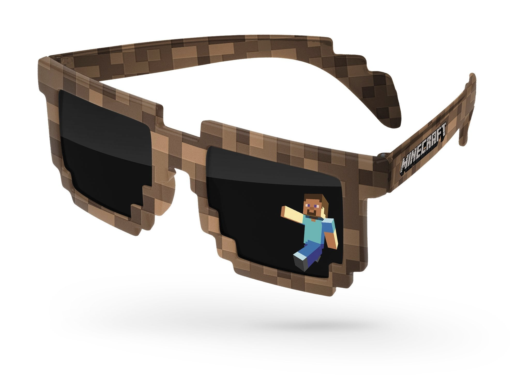 PD790 - Pixel Promotional Sunglasses w/ full-color lens imprint & full-color sublimation wrap