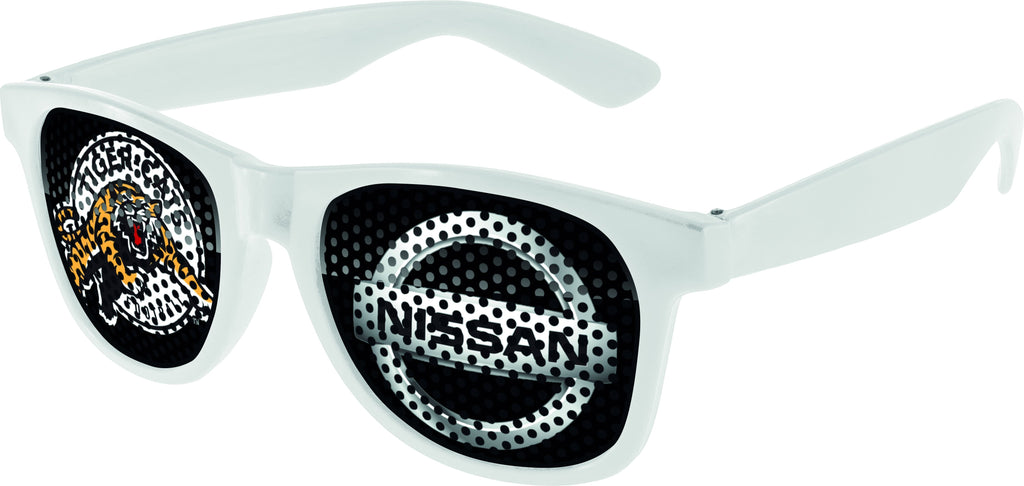 RD100-P - Value Retro Pinhole Promotional Sunglasses