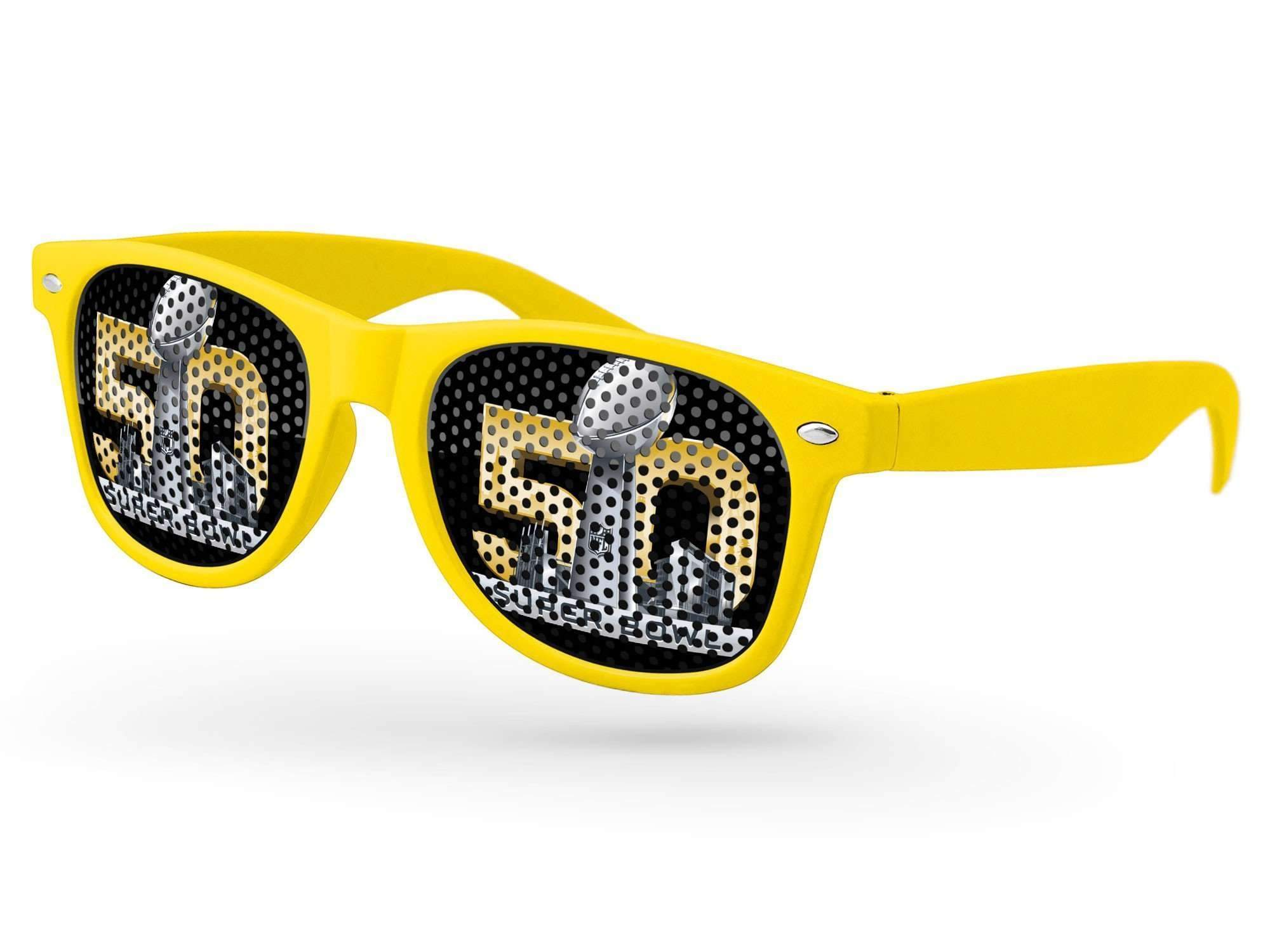 Retro Pinhole Promotional Sunglasses