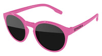 VD010-BCA Breast Cancer Awareness Vicky Promotional Sunglasses w/ 1-color temple imprint by Eyevertising