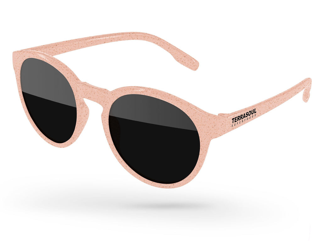 VD010-H - Wheat Vicky Promotional Sunglasses w/1-color temple imprint