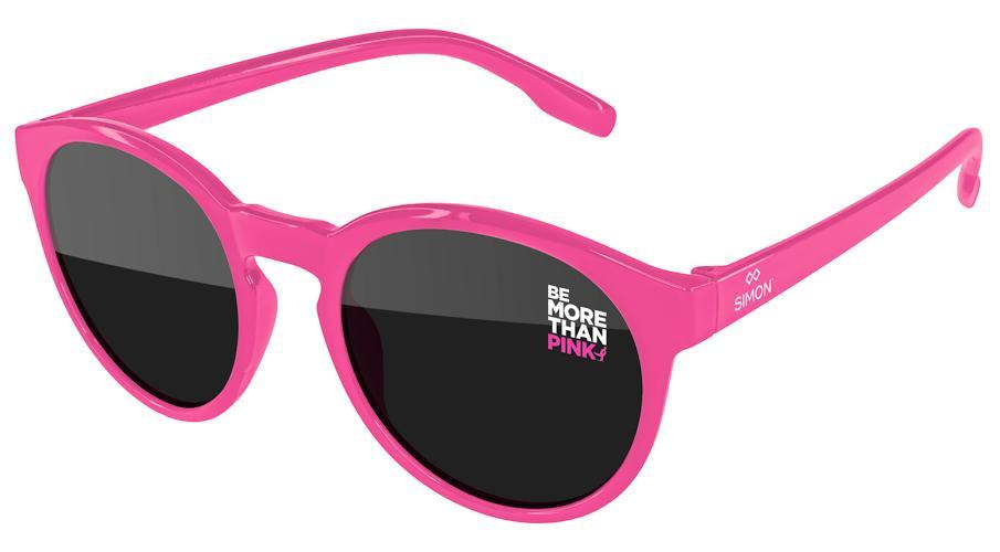 VD510 - Vicky Promotional Sunglasses w/ 1-color lens & temple imprints