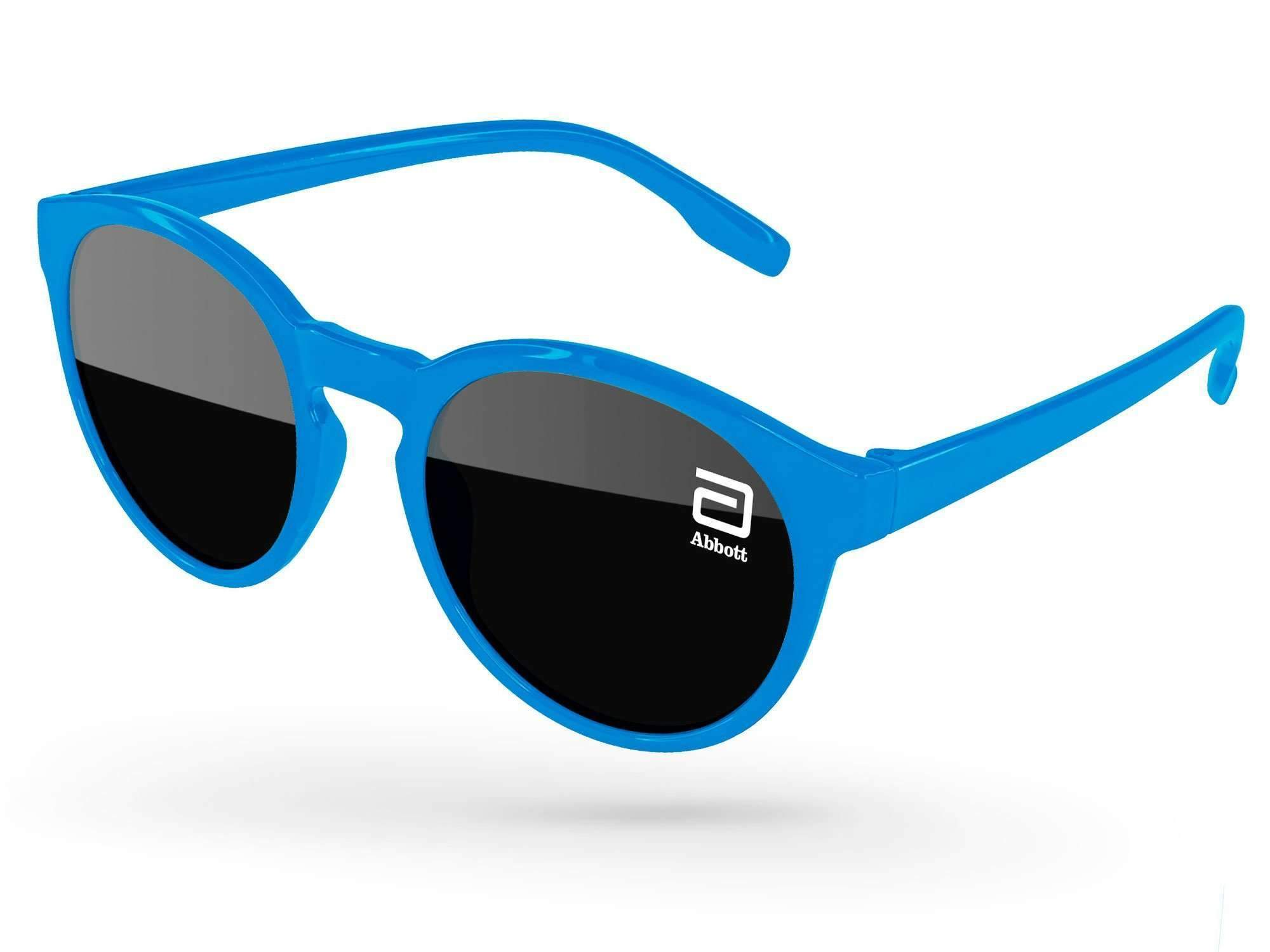Vicky Promotional Sunglasses w/ 1-color lens imprint