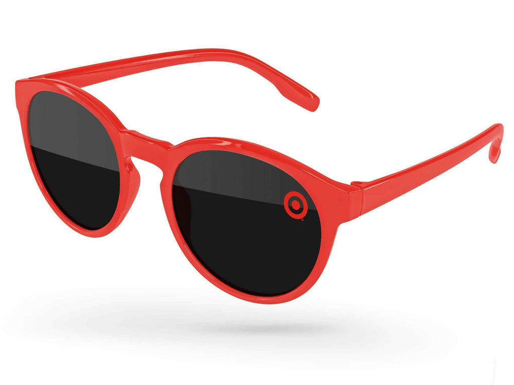 VD500 - Vicky Promotional Sunglasses w/ 1-color lens imprint
