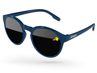 Vicky Promotional Sunglasses w/ 1-color lens & temple imprints