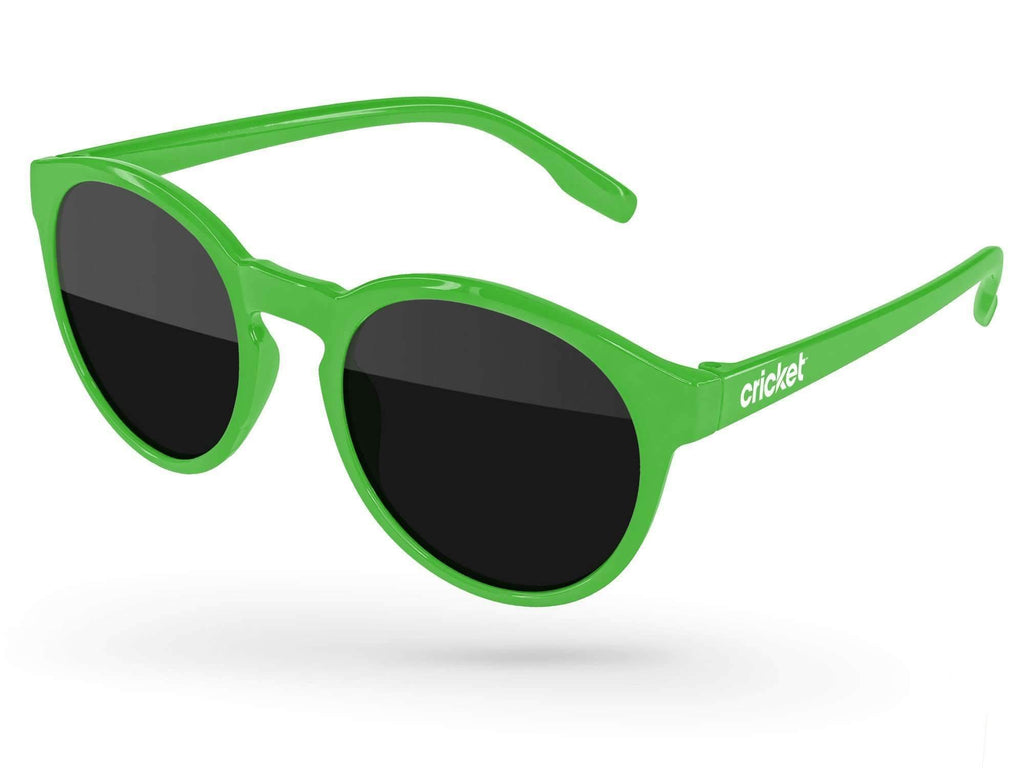 Vicky Promotional Sunglasses w/ 1-color temple imprint