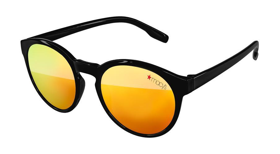 VM500 - Vicky Mirror Promotional Sunglasses w/ 1-color lens imprint