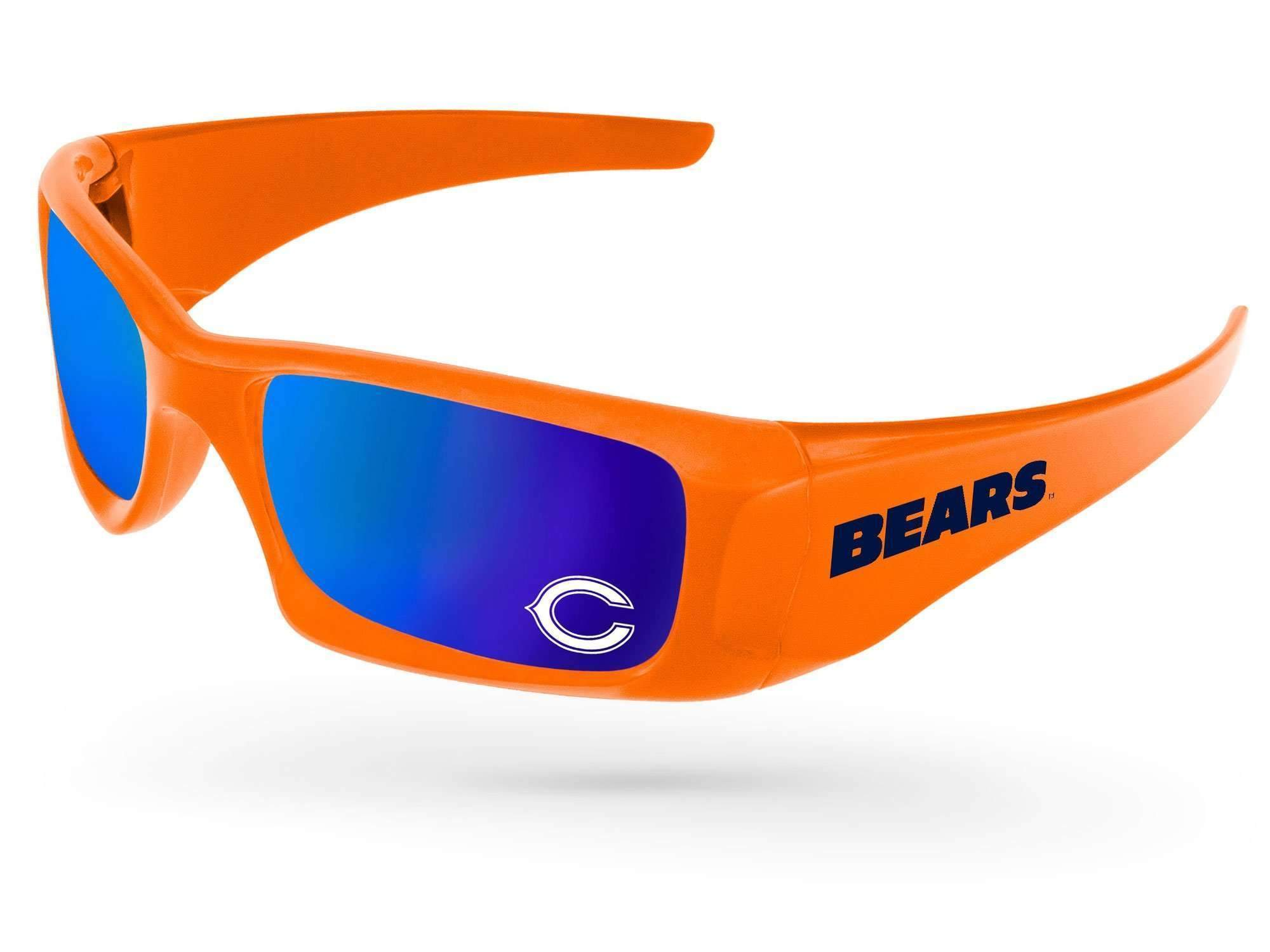 Wrap Mirror Promotional Sunglasses w/ 1-color lens & temple imprints