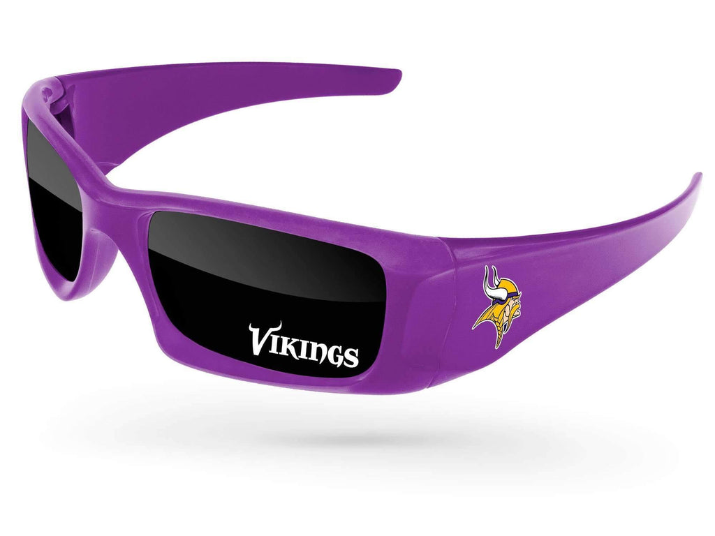 Wrap Promotional Sunglasses w/ 1-color lens imprint & full-color temple imprint