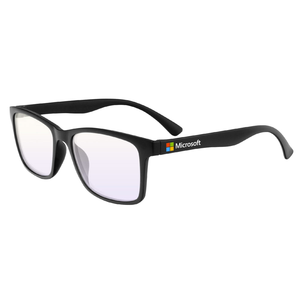 ZB020 - Blue Light Blocking PRO Computer Glasses W/ Full-Color imprint
