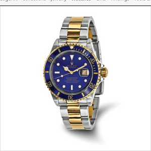 Certified Preowned Rolex