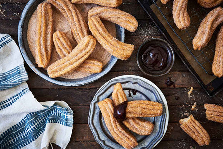 How to make EASY CHURROS