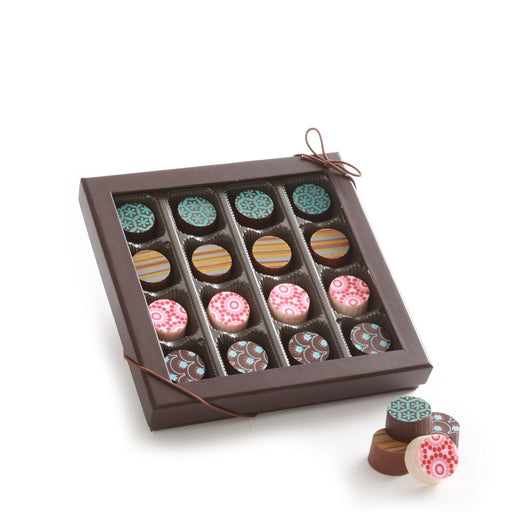 16 Piece Assorted Artisan Truffles