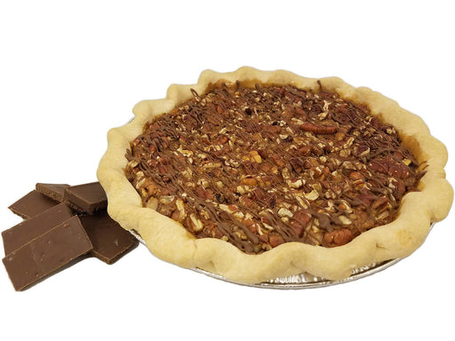 Chocolate Pecan Pie - Chocolate.org