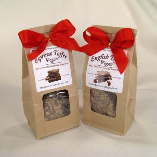 Vegan Dairy Free Candy Gift Bags Espresso And English Toffee