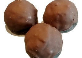 Maple Nut Cluster Dark or Milk Chocolate / ALL NATURAL / 1 Lb. - Chocolate.org