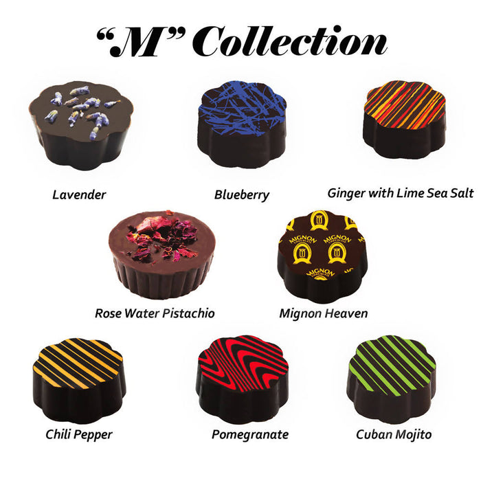M Collection- 15 Pieces - Chocolate.org