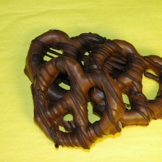 Milk Pretzel 1/4 Pound Made W/ Gourmet Single Bean
