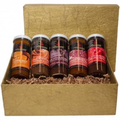 Saucy Gift Basket