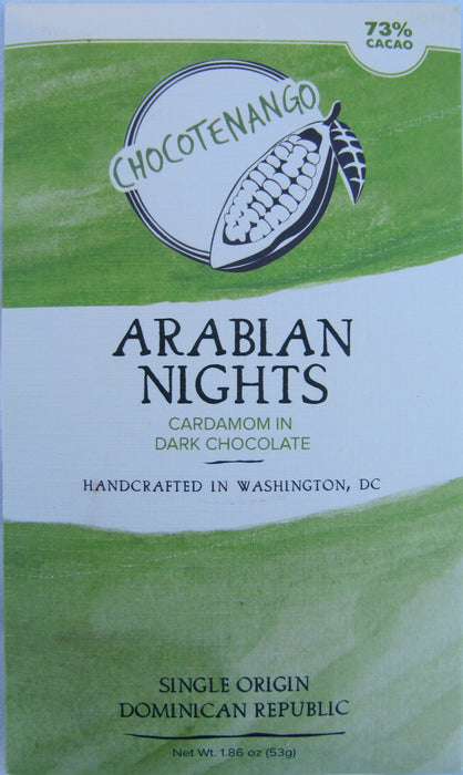 Arabian Nights - Chocolate.org
