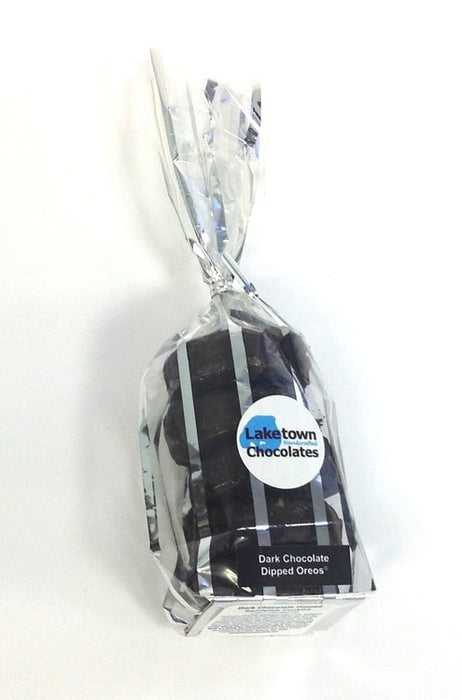 Dark Chocolate Dipped Oreos 5 Pc Bag - Chocolate.org