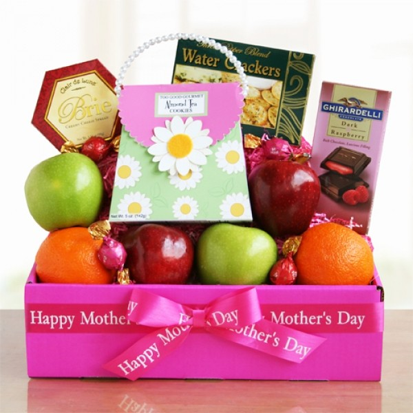 Mother's Day Fabulous Fruit Box - Chocolate.org