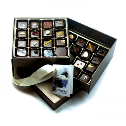 32 Piece Chocolate Collection - Chocolate.org