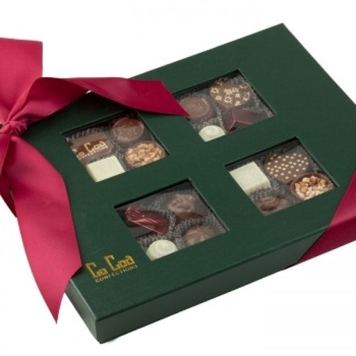 FOPIERRE RED MILK CHOCOLATE GIFT BOX