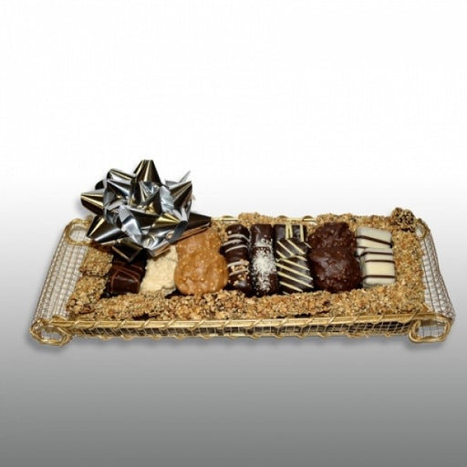 Torah Scroll Gift Basket - Chocolate.org