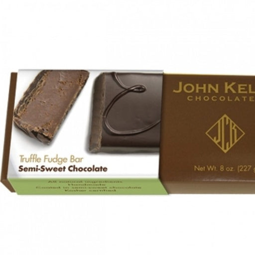 Single 8 Oz Semi Sweet Chocolate Bar - Chocolate.org