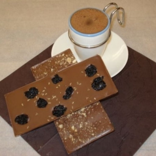 Chai Hot Chocolate Mix With Chai And Cherry Chocolate Bars