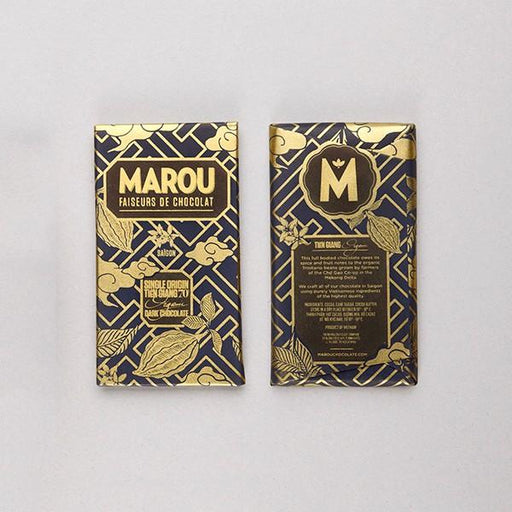 Single Origin Tien Giang 70 Percent Dark Chocolate Bar