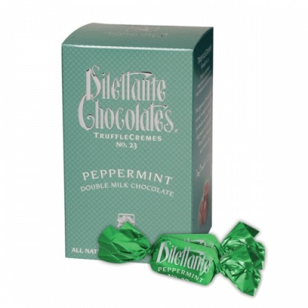 Milk Chocolate Peppermint Truffle Cremes 10 Oz Box PACK Of 3