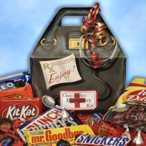 Chocoholics Emergency Kit - Chocolate.org