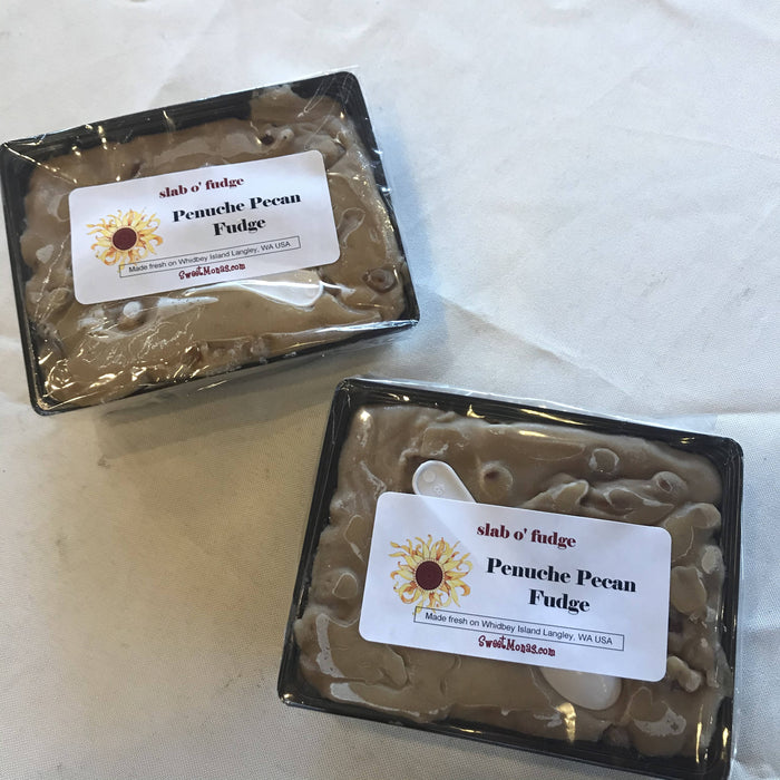 Sweet Mona's Old Fashioned Copper Kettle Fudge | Small Batch, Kettle Cooked | 1 Pound Gift Box - Chocolate.org