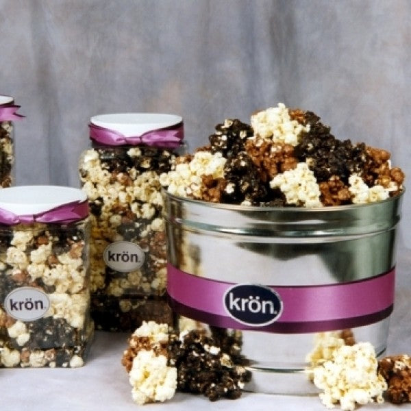 Popcorn Bag - Chocolate.org