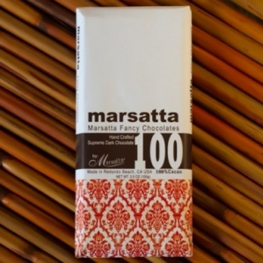 Marsatta 100  Hand Crafted Single Origin Organic Bar - Chocolate.org