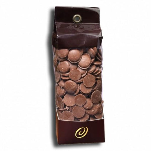 Sugar Free Milk Chocolate Pastilles 1 Pound Bag
