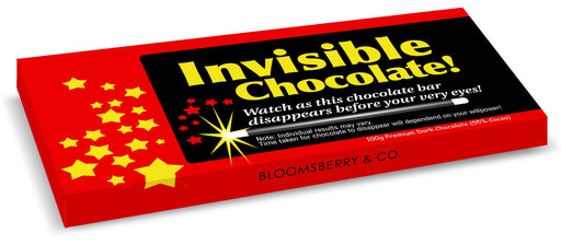 Invisible chocolate - Chocolate.org
