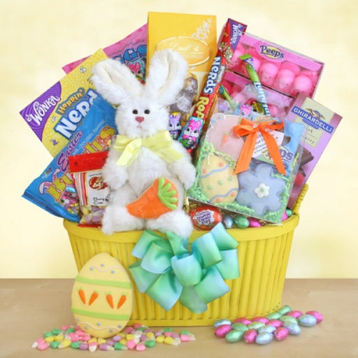 Favorite Easter Gift Basket - Chocolate.org