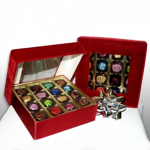 Chocolate Gift Box For Lovers - Chocolate.org