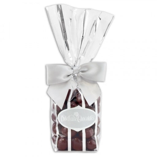 Dark Chocolate Covered Cranberries 6 Oz Gift Bag PACK Of 4