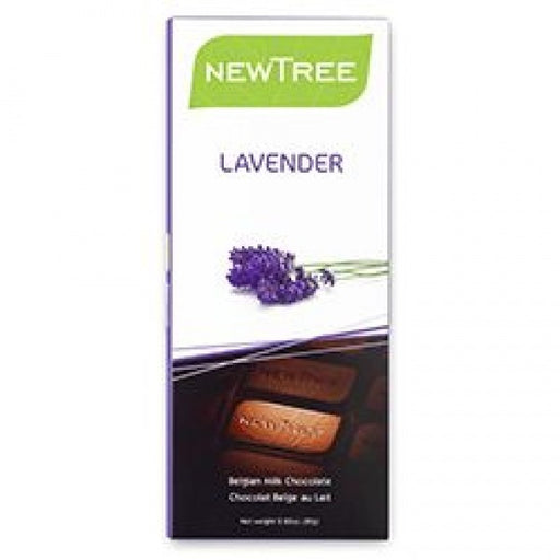 Organic Dark Chocolate With Lavender