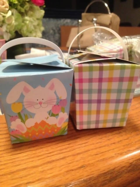 Easter Box Assorted (Milk/White) 6 Boxes