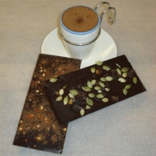 Chai Hot Chocolate Mix With Chili And Apricot Bars